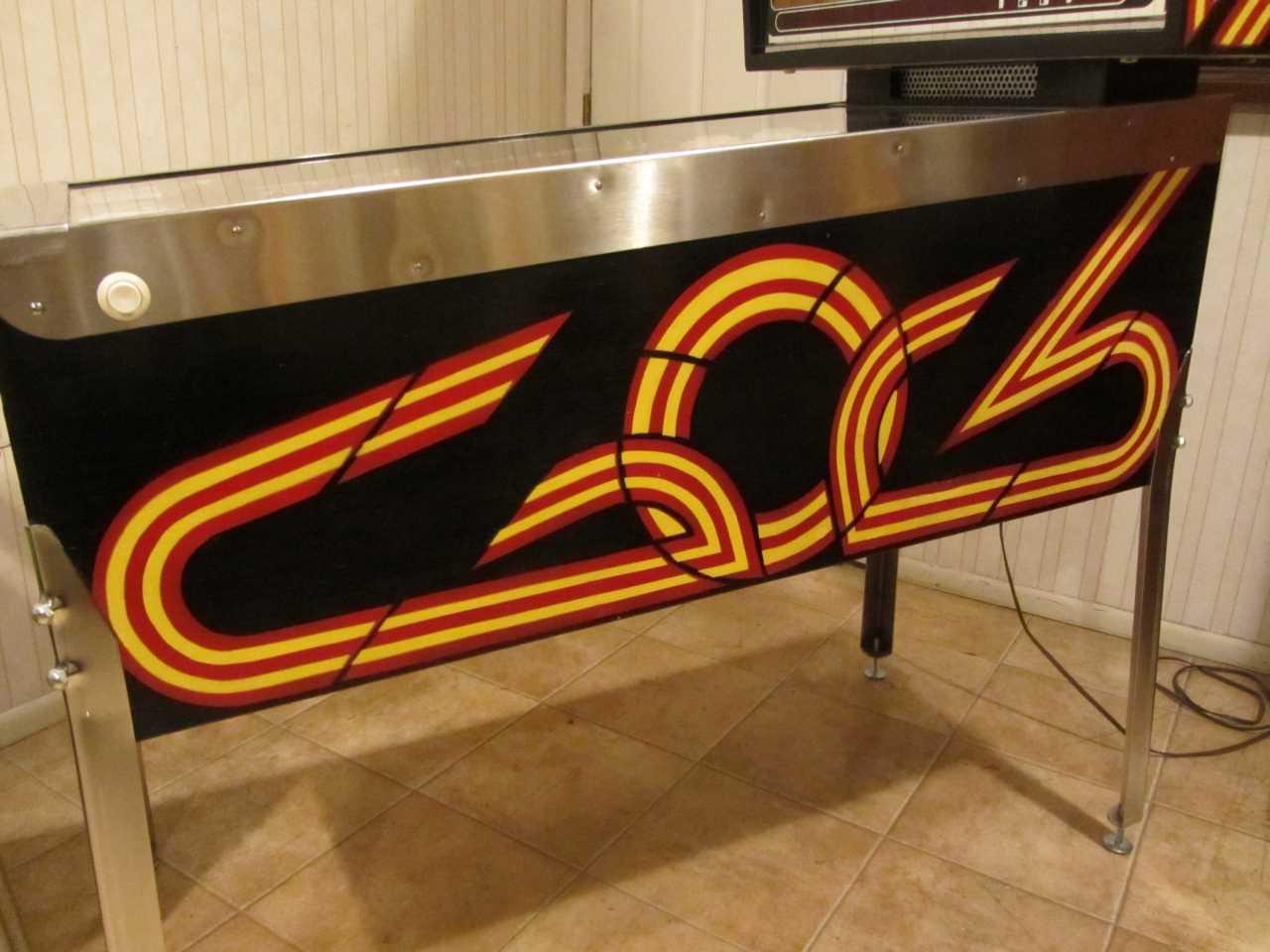 Williams Firepower Pinball Machine 2 Pinballmania Llc Neon Sign Schematics Contact