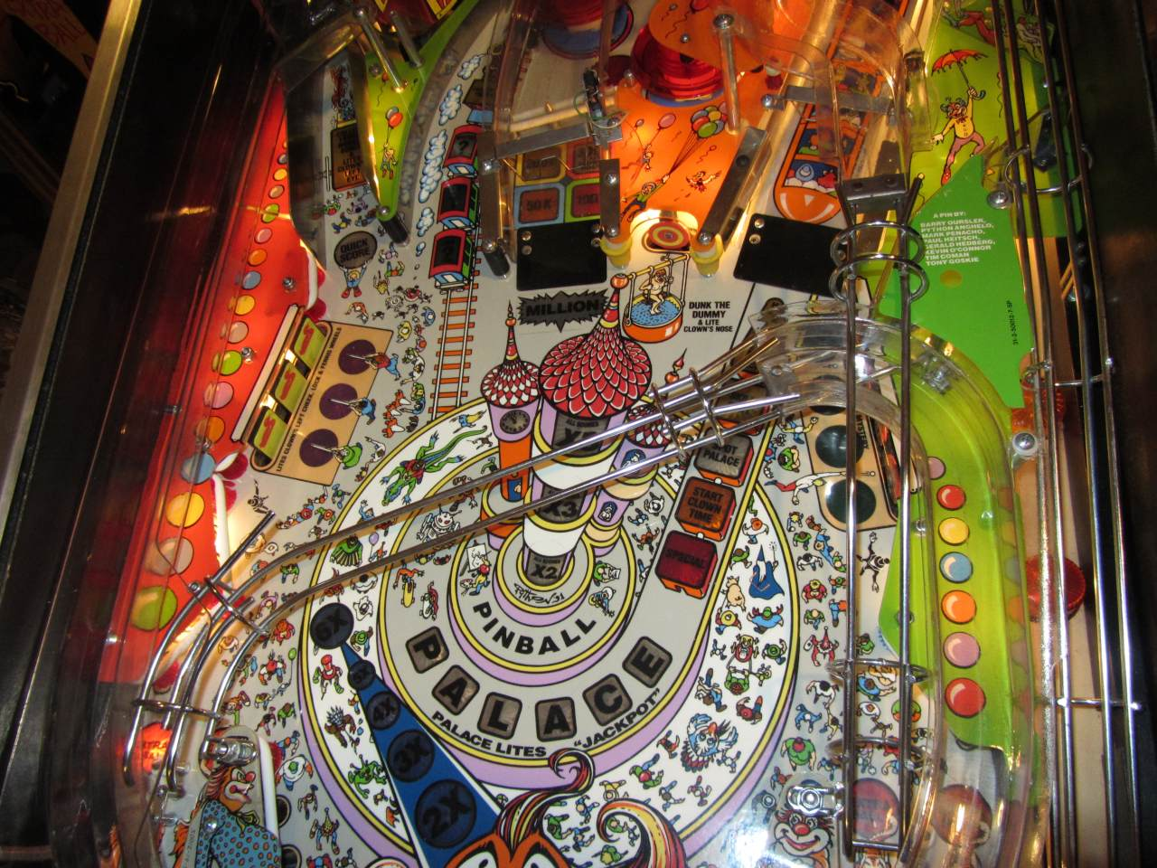 Williams Hurricane Pinball Machine 2 Pinballmania Llc