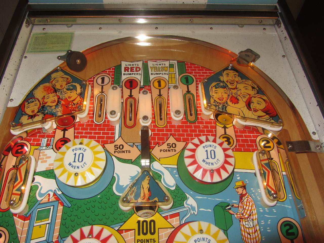 sing along pinball machine